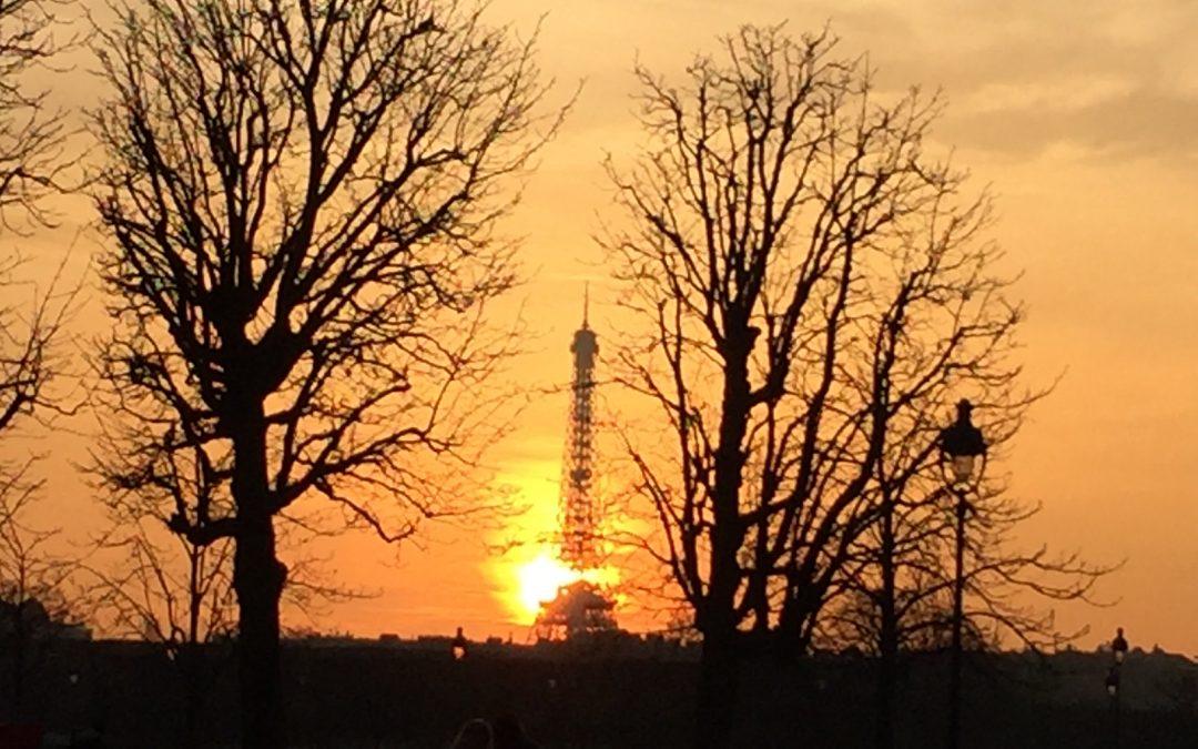 Paris: como superé las dificultades con la meditación cuántica