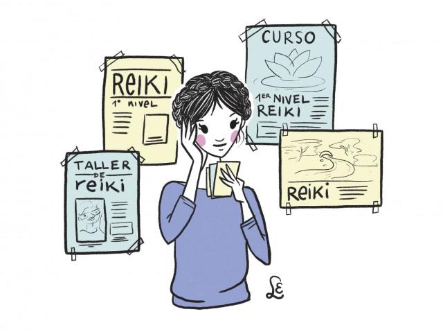 Reiki: ¿Por que escoger Hermes para hacer un curso?