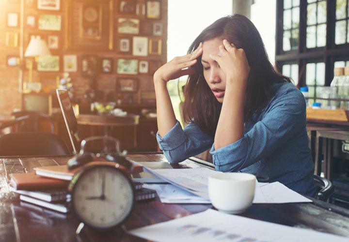 evitar el estres ante situaciones dificiles